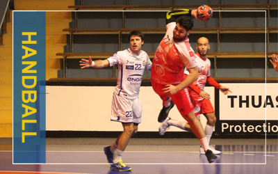 HANDBALL – PROLIGUE – VHB/MASSY – 21/11/2020