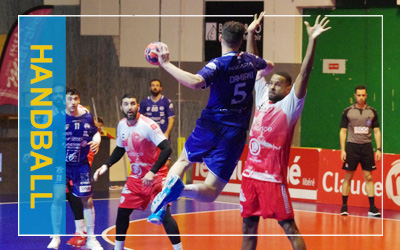 HANDBALL – PROLIGUE – VHB/STRASBOURG – 20/12/2020