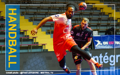 HANDBALL – UN TRÈS TRÈS BON MATCH ! – PROLIGUE- VALENCE HANDBALL/NANCY- 03/03/2021