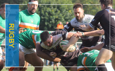 RUGBY – Eymeux-Chabeuil / St Marcel-Châteauneuf – St Marcel Confirme!
